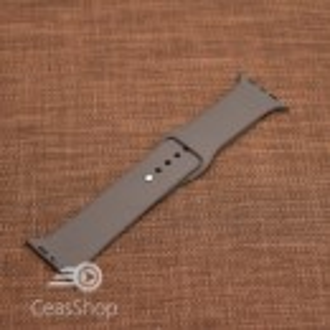 Curea silicon gri inchis  iWatch - 42mm
