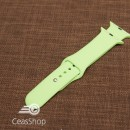 Curea silicon verde iWatch - 42mm