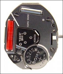 Mecanism Ronda 753