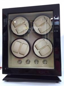 Watch winder pentru opt ceasuri vertical