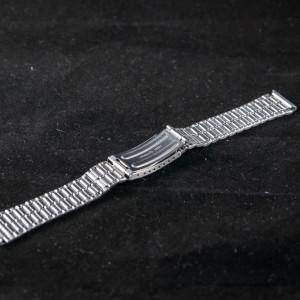 Bratara metalica argintie 18mm (20mm) - 37506