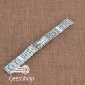 Bratara metalica argintie 18mm - 38880