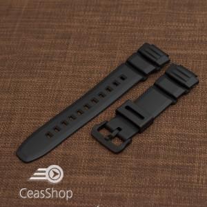 Curea Casio originala pentru modelele HDD-S100-1A, W-S220-1A, W-S220-9A, MCW-100/110-100H