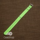 Curea NATO verde neon 18mm - 40105