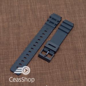 Curea tip Casio cauciuc - 36608 pentru DW7000, AW302, DW2500, LED100, DW400, PGW92
