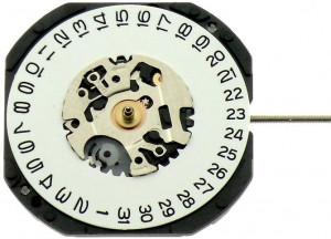 Mecanism Hattori VX32