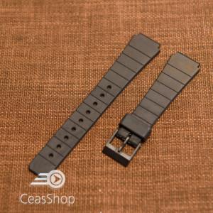 Curea tip Casio cauciuc - 36580 pentru  MQ24, MQ44, MQ61W, MQ74