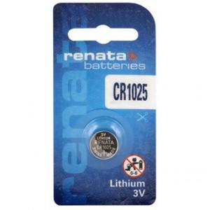 Baterie RENATA CR1025