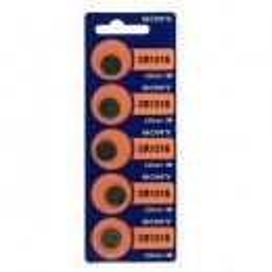 Baterie SONY CR1216