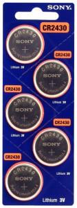 Baterie SONY/MURATA CR2430