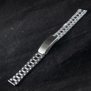 Bratara metalica argintie 18mm  - 37498