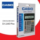 Calculator Casio DJ 220D Plus