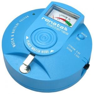Tester baterii si defecte mecanice ceasuri Renata