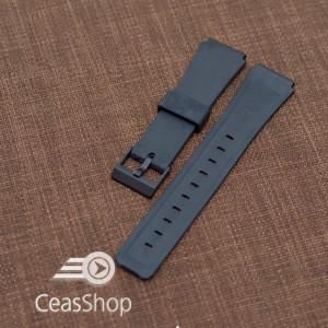 Curea tip Casio cauciuc - 36607 pentru AW60, LQ151, MQ34W, MW51M, W66, F98