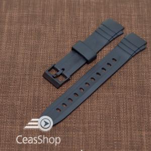 Curea tip Casio cauciuc - 36650 pentru  F-200, F200W
