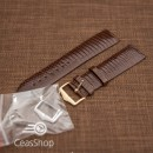 Curea soparla maro inchis XL fara cusatura 22mm - 38704