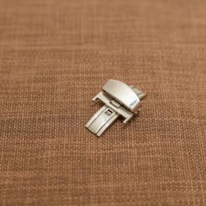 Catarama argintie model fluture 10mm