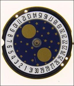 Mecanism Ronda 788