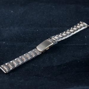 Bratara metalica aurie 18mm (16mm) - 38655