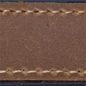 Curea hibrid maron vintage QR 22mm - 58672