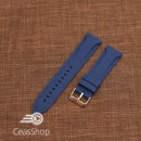 Curea silicon bleumarin 22mm - 47080