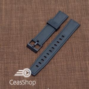 Curea tip Casio cauciuc - 36612 pentru AQ25, AQ30, F92W, MQ47, MQ83, MQ91
