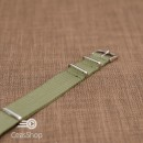 Curea NATO verde olive 16mm - 36783