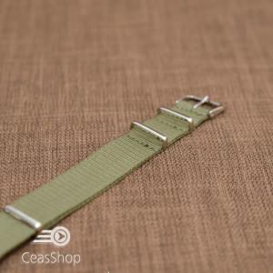 Curea NATO verde olive 22mm - 36543