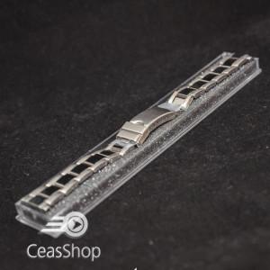 Bratara dama metalica argintie 12-14mm - 31025