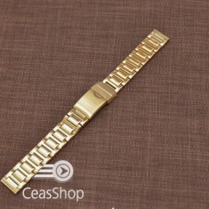 Bratara dama metalica aurie  16mm - 39396
