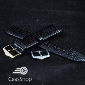 Curea soparla neagra XL fara cusatura 22mm - 38697