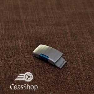 Catarama din trei parti cu buton lateral 18mm