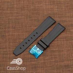 Curea din cauciuc vulcanizat pentru Rolex 20,5mm -47701