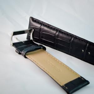 Curea piele neagra 26mm