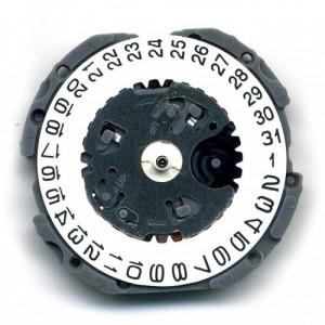 Mecanism Hattori VJ12 data ora 6