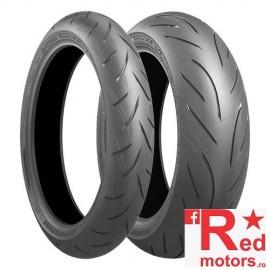 Anvelopa moto spate Bridgestone S21 (73W) TL Rear 180/55R17 W