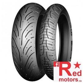 Anvelopa/cauciuc moto spate Michelin Pilot Road 4 GT 190/55-17 75W TL
