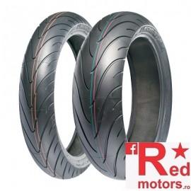 Set anvelope moto Michelin Pilot Road 2 120/70 R17 58W + 150/70 R17 69W