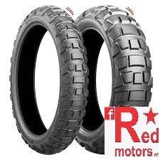 Anvelopa/ cauciuc moto spate Bridgestone Battlax AX41 S M+S TL 130/80-17 65H Rear