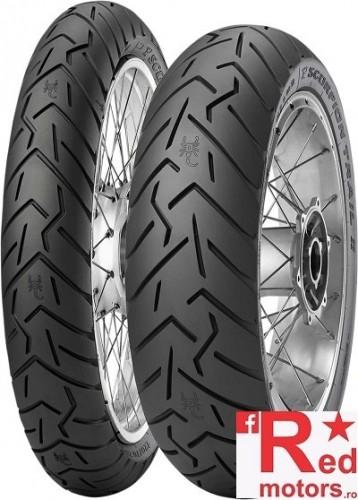 Anvelopa/Cauciuc moto fata Pirelli Scorpion Trail II 120/70 R 19 M/C 60V TL Front