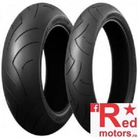 Anvelopa/cauciuc moto spate Bridgestone BT01 (77W) TL Rear 200/55R16 W