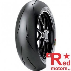 Anvelopa moto spate Pirelli SC2 DIABLO SUPERCORSA 73W TL Rear 180/55R17 W MED./HARD