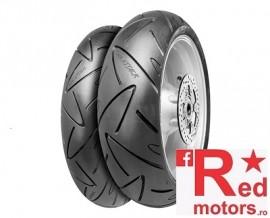 Set anvelope/cauciucuri moto Continental ROADATTACK 120/70 R17 Z 58W + 180/55 R17 73W