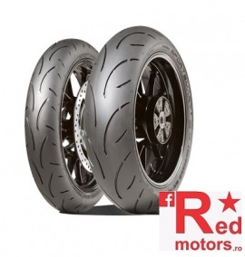 Set anvelope/cauciucuri moto Dunlop Sportsmart II 120/70 R17 58W + 160/60 R17 69W