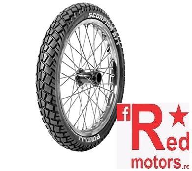 Anvelopa/cauciuc moto fata Pirelli MT 90 A/T Scorpion 80/90-21 48S TT Front