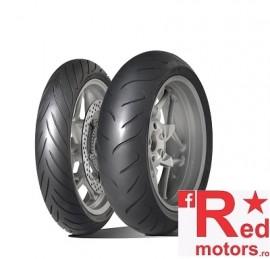 Set anvelope/cauciucuri moto Dunlop Roadsmart II 120/70 R17 58W + 190/50 R17 73W