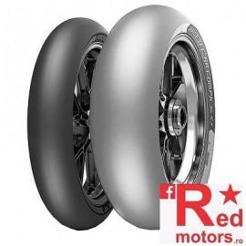 Anvelopa/cauciuc moto spate Metzeler RACETEC RR SLICK COMPK NHS TL Rear 200/55R17