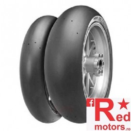 Anvelopa moto spate Continental CONTITRACK SLICK SOFT NHS TL Rear 180/60R17