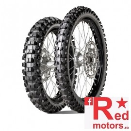 Set anvelope/cauciucuri moto Dunlop Geomax Enduro 90/90 R21 M 54R + 120/90 R18 54R
