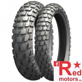 Set anvelope/cauciucuri moto Michelin Anakee Wild 120/70 R19 + 170/60 R17